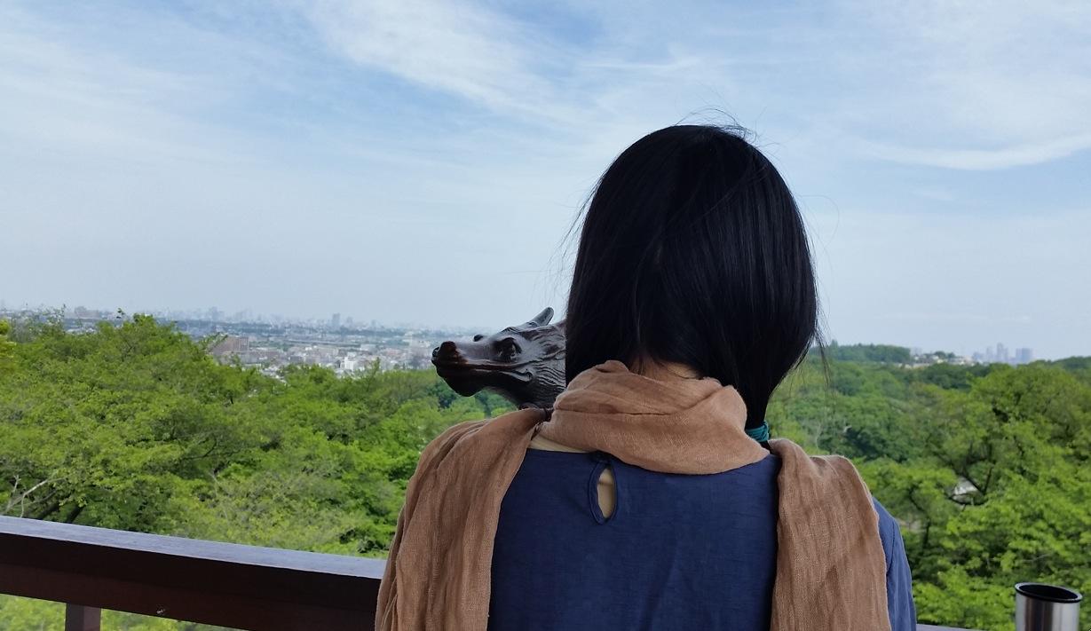 生田緑地へ